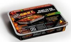 EZ Disposable Grill