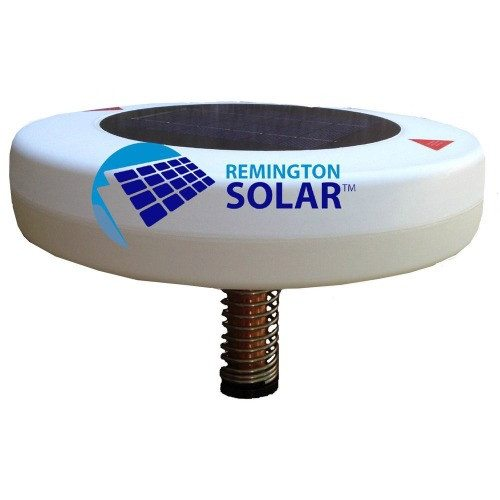 Remington Solar Chlorine-Free Sun Shock Pool Ionizer and Purifier